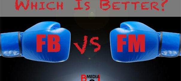 Which Is Better Radio Or Facebook For Small Business Advertising
